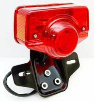 Lanterna traseira completa cg 125 77/82 // shineray xy 50q - R1 Motors