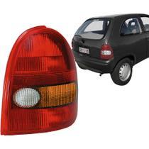 Lanterna Traseira Corsa 2p 94 95 A 99 AcrÍLico Tricolor Ld -