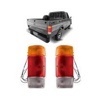 Lanterna Traseira D20 A20 C20 93 94 95 96 97 98 Tricolor - JCV