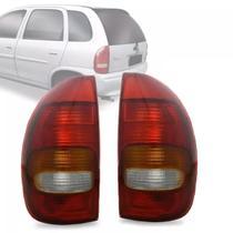 Lanterna Traseira Gm Corsa 4 Portas 94 95 96 97 98 99 Hatch - HT