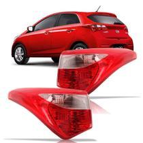 Lanterna Traseira Hb20 Hatch Hyundai Canto - Sp acessórios