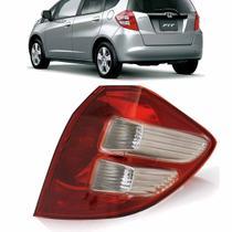 Lanterna Traseira Honda New Fit Bicolor 2009 2010 2011 2012 2013 2014 - Direito - Cbc