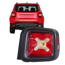 Lanterna Traseira Jeep Renegade Original 15/17 Completa L. Direito -