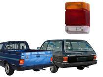 Lanterna Traseira Lado Direito GM Chevy 500 Marajó 1983 1984 1985 1986 1987 1988 1989 1990 1991 1992 1993 1994 - JCV