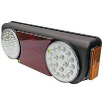 Lanterna Traseira Led Carreta Randon Bivolt Direito - Pradolux - PL2602.79.69 -
