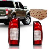 Lanterna Traseira Nissan Frontier 2003 Á 2007 - Sp acessórios