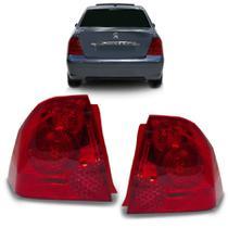 Lanterna Traseira Peugeot 307 Sedã 2007 A 2011 - Sp acessórios
