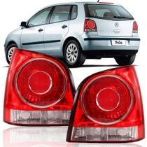 Lanterna Traseira Polo Hatch 2007 2008 2009 2010 2011 - Sp acessórios