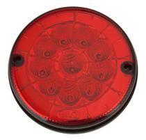 Lanterna Traseira Posição/Freio 125mm LED - Caio VIP/Marcopolo - Silo
