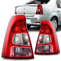 Lanterna Traseira Renault Logan 2011 a 2013 Bicolor Lado Direito 32145 - Cofran