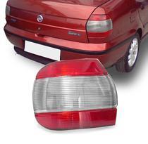 Lanterna Traseira Siena 1997 A 2000 Fume Lado Esquerdo - Jcv