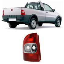Lanterna Traseira Strada 2001 2002 2003 2004 - Bicolor - Jcv