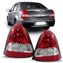 Lanterna Traseira Toyota Etios Sedan 2013/2019 Esquerda - Fitam