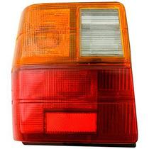Lanterna Traseira Tricolor 1985 ... Fiat Uno A 2017 Nk416224 - Gnr