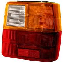 Lanterna Traseira Tricolor Plastico 1985 ... Fiat Uno A 2017 Nk414026 - Gnr