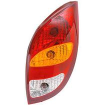 Lanterna Traseira Tricolor Re Cristal 2006 Celta 2000 A 2017 Nk-411172 -