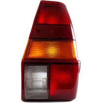 Lanterna Traseira Tricolor sem Friso Lado Direito do Quantum 85 até 92 - Ht