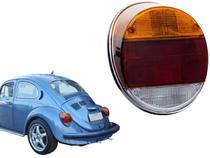Lanterna Traseira Volkswagen Fusca modelo Fafá 1979 1980 1981 1982 1983 1984 1985 1986 1987 1988 1989 1990 1991 1992 1993 1994 1995 1996 - JCV