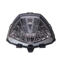 Lanterna Traseiro Moto X Led C/Piscas Laterais Integrado Cbr250R 11... -