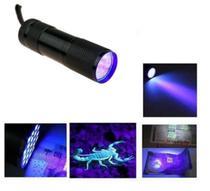 Lanterna Uv Ultravioleta P/ Camping, Escorpião, Secar Cola - Corion led cell