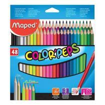 Lapis 48 Cores Color Peps  Maped -