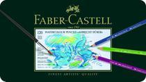 Lápis Aquarela Albrecht Dürer Estojo com 120 Cores Ref.117511 Faber-Castell - Faber Castell