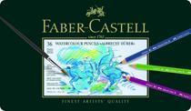 Lápis Aquarela Albrecht Dürer Estojo com 36 Cores Ref.117536 Faber-Castell - Faber Castell