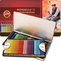 Lapis aquarela mondeluz c.72-kn0037270072 - Koh I Noor