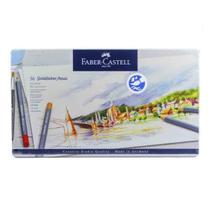 Lapis Aquarelavel Goldfaber Aqua Faber Castell 36 Cores -