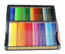 Lápis Aquarelável Koh I Noor Mondeluz Estojo 72 Cores Metal - Koh-I-Noor