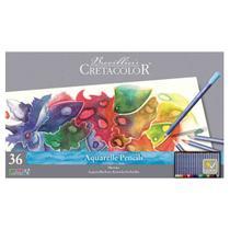 Lapis Aquarelavel Marino 36 cores Cretacolor -
