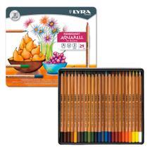 Lápis Aquarelável Rembradt Lyra com 24 Cores - 2011240 -