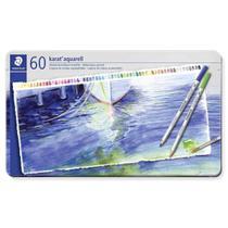 Lapis Aquarelavel Staedtler Karat 60 Cores -