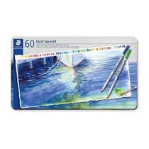 Lápis Aquarelável Staedtler Karat Estojo com 60  125 M60 -