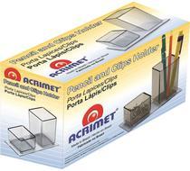 LAPIS/CLIPS Acrilico Fume - Acrimet