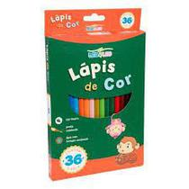 Lapis Cor 36 Cores Leo Leo 4482 - Leo&Leo