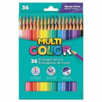 Lapis cor inteiro c/36 cores super 113600n / 3cx / multicolor -