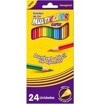 Lapis Cor Multicolor 24un -