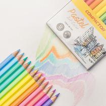 Lapis cor pastel art color 12c compactor -