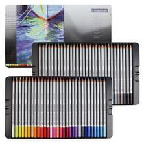 Lapis cor staedtler karat aquarelavel 48 cores est -