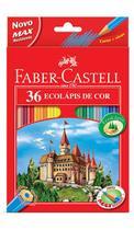 Lapis de cor 36 cores-120136g - Faber Castell
