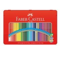 Lápis de Cor 36 Cores Grip Faber Castell (2348) - Faber-Castell
