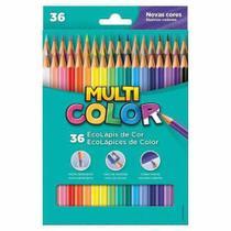 Lapis de cor 36 cores multicolor - Faber-Castell