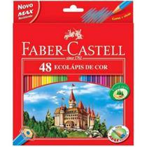 Lápis de Cor 48 Cores Faber-castell - Faber Castell