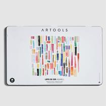 Lápis de Cor Aquarelável Artools  036 Cores 688831  688831 -