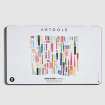 Lápis de Cor Aquarelável Artools 100 Cores 688862 688862 -