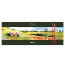 Lápis de Cor Aquarelável Compactor Art Color 48 Cores -