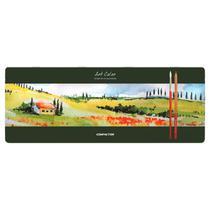 Lápis de Cor Aquarelável Compactor Art Color Estojo Metal 048 Cores 031183 031183 -