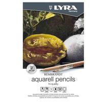 Lapis de Cor Aquarelavel Lyra Rembrandt 12 Cores -