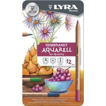 Lápis de Cor Aquarelável Lyra Rembrandt Aquarell 012 Cores 2011120 2011120 -